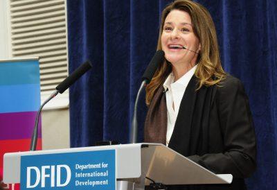 Robert Vowler Melinda Gates